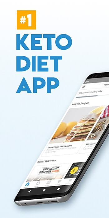 low carb recipes app