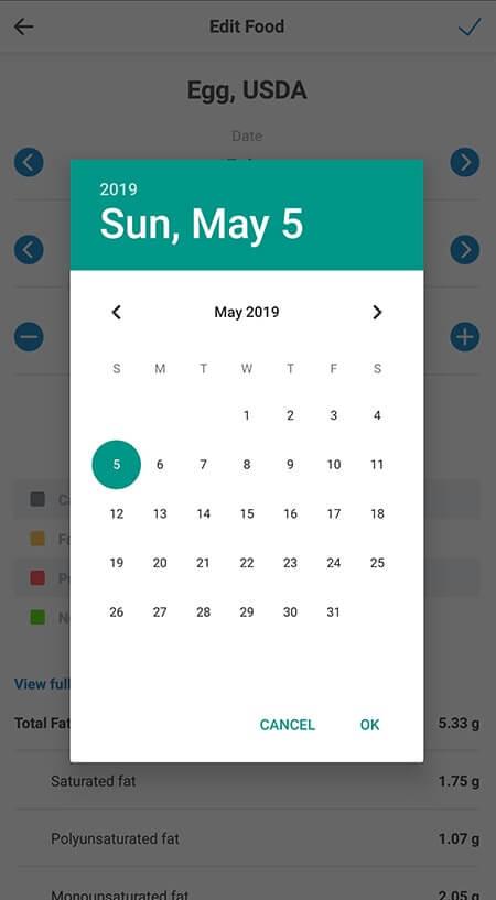 Date by Calendar